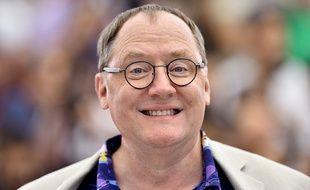 John Lasseter au  Festival de Cannes 2015