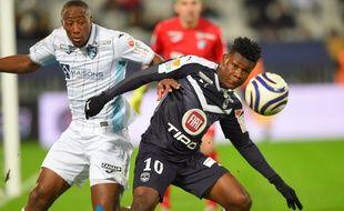 Samuel Kalu a inscrit le seul but de la rencontre.
