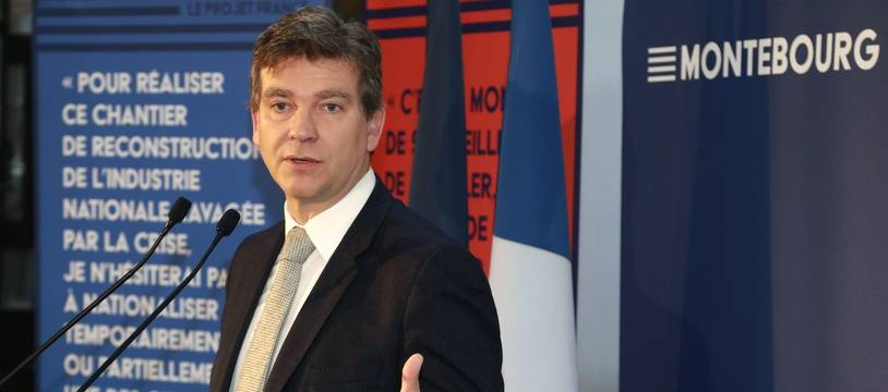 Arnaud Montebourg,le 4 janvier 2017 à Paris.AFP PHOTO / JACQUES DEMARTHON