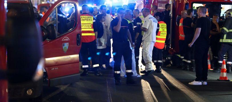 Des victimes ont été pris en charge après l'attentat de Nice. Mais parfois, certaines d'entre elles se trouvent dépourvu face au stress post-traumatique.