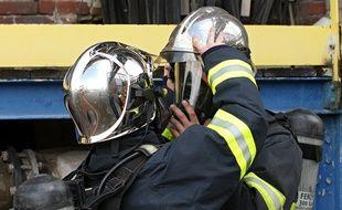 Des sapeurs-pompiers (illustration).