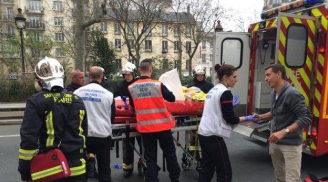 Attentat à «Charlie Hebdo»: «Scène de guerre» et barbarie au siège du journal