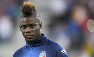 De retour avec la sélection italienne, Mario Balotelli pouvait espérer rejoindre un club plus côté que Nice.