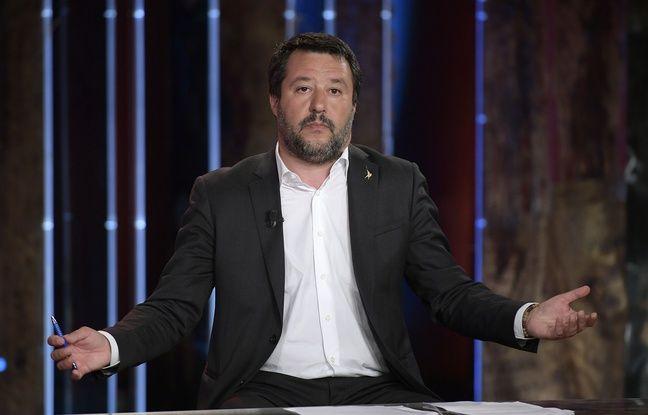 Missile découvert en Italie: L'enquête est partie de menaces contre Matteo Salvini