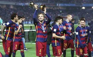 Rakitic et le Barça ont remporté un nouveau Mondial des clubs au Japon.