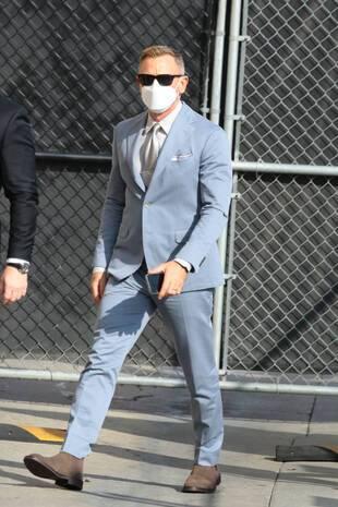 Daniel Craig, le 6 octobre, à Los Angeles.