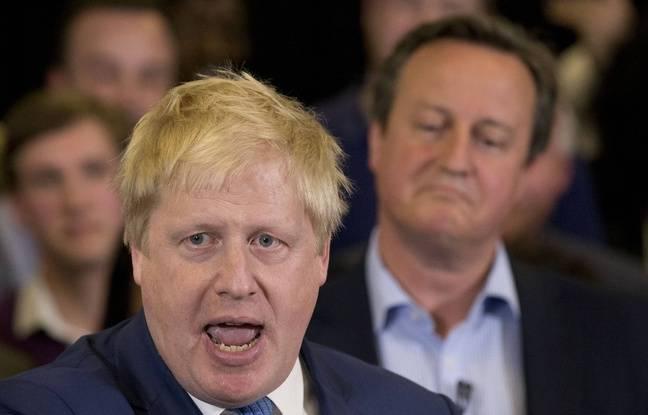 Royaume-Uni: Boris Johnson n'aurait pas parié un penny sur le Brexit avant le vote, balance Cameron