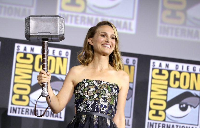 Marvel: L'actrice Natalie Portman incarnera le rôle de Thor dans le prochain film