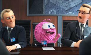 La pelote de laine rose Purl de Pixar dénonce le sexisme en entreprise.