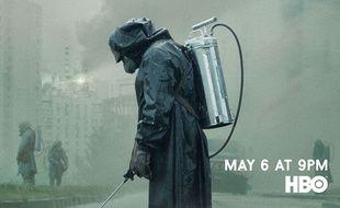 L'affiche de la série «Chernobyl»