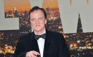 Le réalisateur Quentin Tarantino à l'avant-première de Once Upon a Time in Hollywood, à Los Angeles