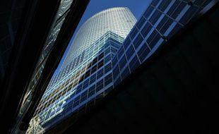 L'immeuble de Goldman Sachs, à New York le 15 avril 2016