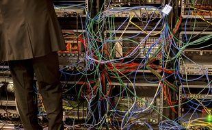 Les systèmes informatiques de la mairie de Marseille et de la métropole ne sont pas encore rétablis. (illustration)