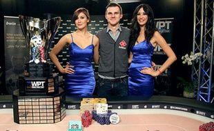 Le Russe Andrey Pateychuk remporte le World Poker Tour à Prague et empoche 450.000 euros.