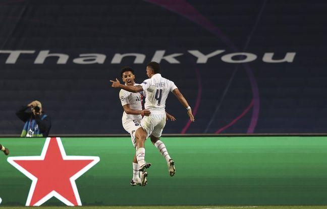 PSG-Atalanta : Paris s'offre une remontada et retourne en demies pour la première fois depuis 25 ans