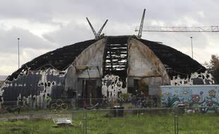Le cirque de Chanteloup-les-Vignes avait été incendié au début du mois de novembre 2019.