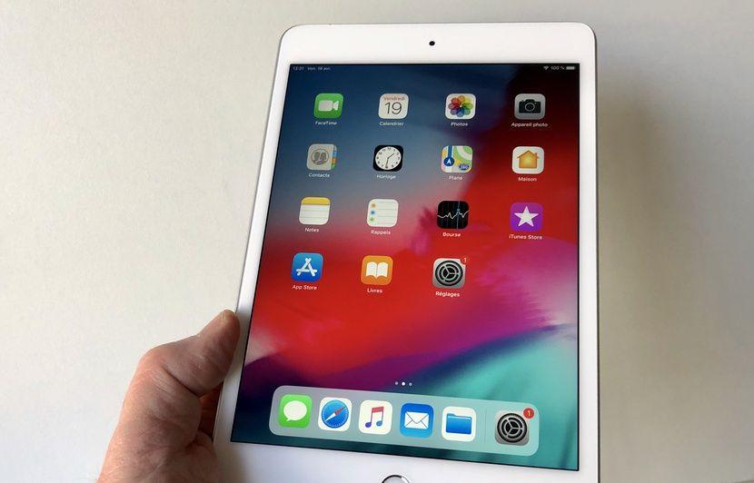 iPad Mini 2019: A l'heure des smartphone XXL, la petite tablette d'Apple a-t-elle encore un sens?