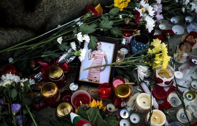 Bulgarie  Le meurtre de Viktoria Marinova n aurait «pas de lien avec son. Un  homme ... 42eaa620665