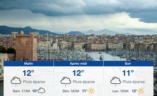Météo Marseille: Prévisions du vendredi 16 avril 2021