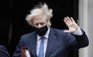 Boris Johnson est le premier ministre britannique depuis l'été 2019.