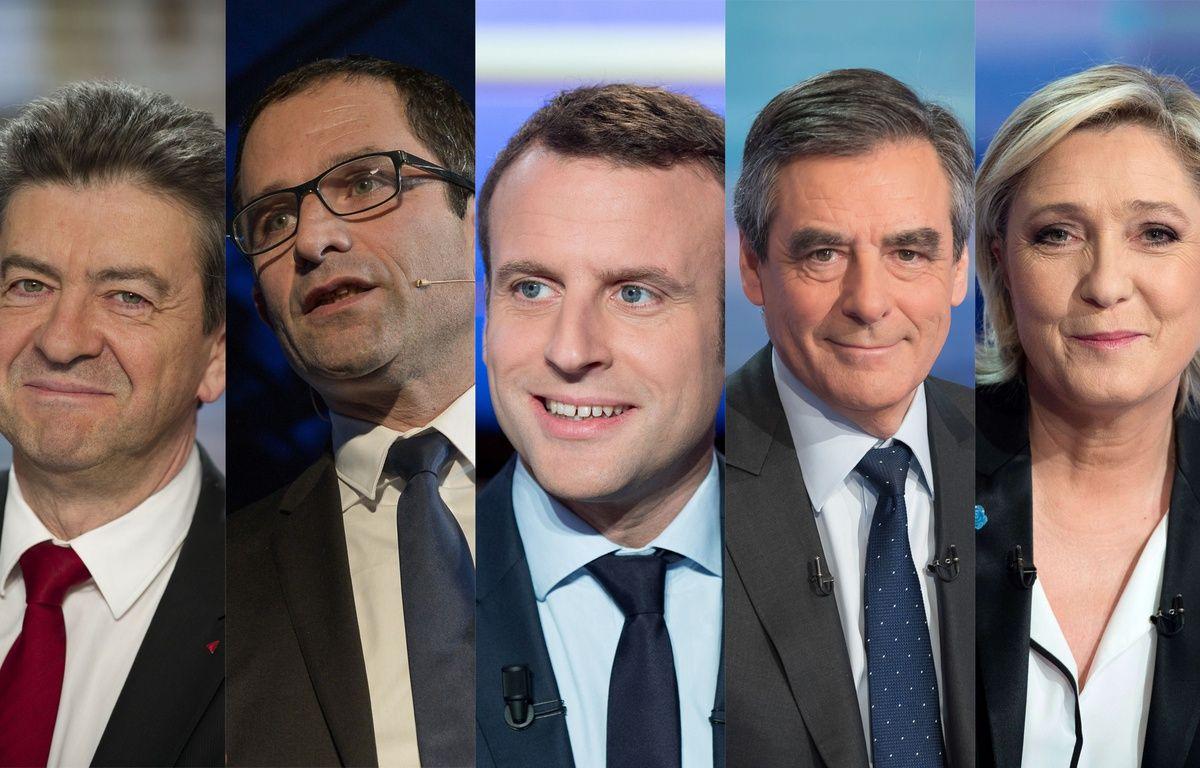 Les sympathisants scrutent la campagne menée par leurs candidats.  – CHAMUSSY/WITT/HARSIN/SIPA