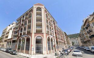 La résidence accueille 50 locataires à l'est de Nice