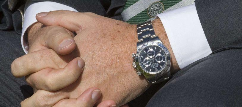Les montres volées sont estimées entre 9.000 et 77.000 euros (illustration)