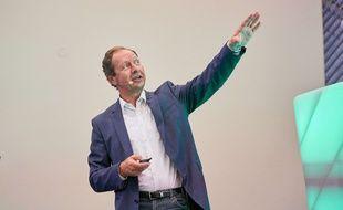 Hellmut Krug, le patron de l'arbitrage vidéo en Bundesliga, a été limogé à cause de soupçons de favoritisme, le 6 novembre 2017.