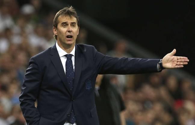 Siège éjectable: «Je suis tranquille», Lopetegui ne pense pas être sur la corde raide au Real Madrid