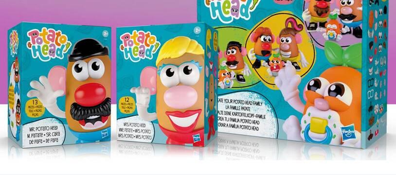 La marque de jouet «Monsieur Tête de Patate» devient simplement «Tête de Patate».