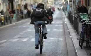 Marseille est en retard sur Paris ou Lyon concernant les pistes cyclables.