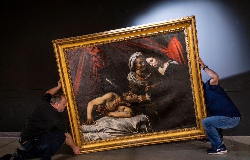 VIDEO. Toulouse: Pourquoi la vente d'un mystérieux tableau attribué au Caravage (et retrouvé dans un grenier) est un événement