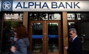 Les quatre principales banques grecques ont reçu lundi 18 milliards d'euros du Fonds européen de stabilité financière (FESF) en vue de leur recapitalisation, a indiqué à l'AFP une source au sein du Fonds grec de stabilité financière.