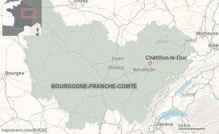 Doubs: Entre cinq et sept hommes armés recherchés après avoir volé des lingots d'or