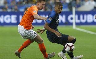 De Jong et Mbappé, bientôt unis sous le même maillot?