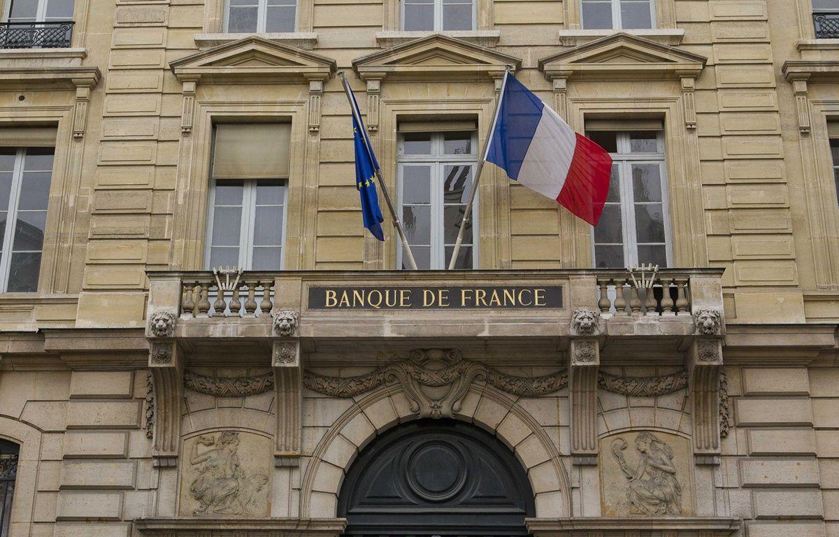 La Banque de France à Paris. – A. GELEBART/20 MINUTES/SIPA