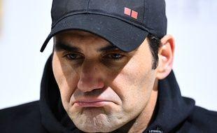 Roger Federer va mieux avant de débuter le tournoi de Bâle.