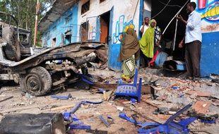 L'attaque samedi d'un hôtel de Mogadicio, revendiquée par les islamistes radicaux shebab, a fait au moins 27 morts.
