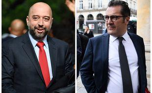 Gérard Lopez et Didier Quillot ont déposé une offre de rachat des Girondins.