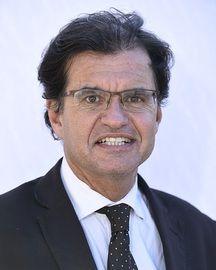 L'adjoint au maire du 17e arrondissement, Anatase Périfan