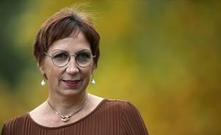 Anne Vignot, la maire EELV de Besançon. (archives)