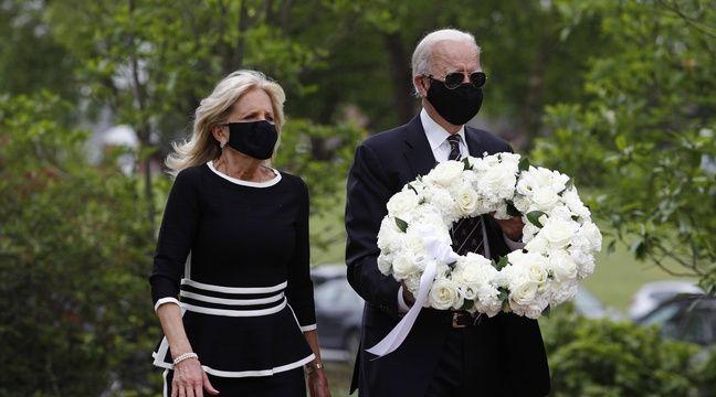 Première sortie publique de Joe Biden depuis plus de deux mois