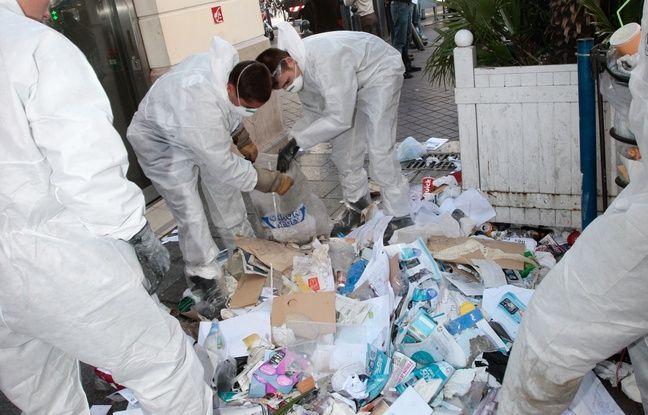 Des élus et des employés de la communauté de communes des Isles-sur-le-Doubs ont fouillé les poubelles abandonnées en ville et ont identifié seize personnes indélicates. (Illustration de la grève des éboueurs à Marseille)
