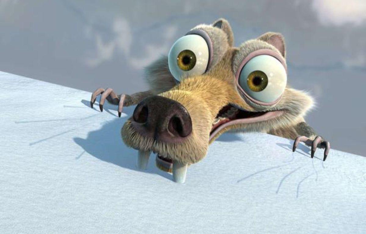 Scrat dans«L'âge de glace» – Rex/sipa