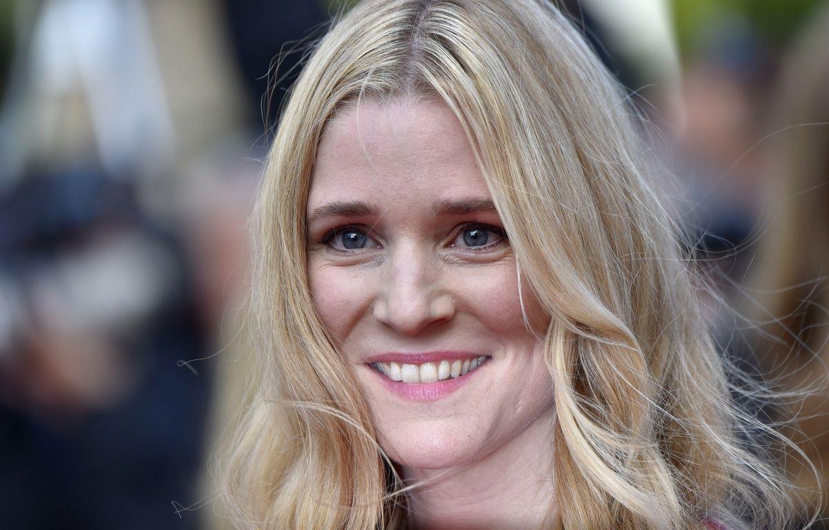L'actrice Natacha Régnier rejoint la saison 2 de « Marseille ». – LOIC VENANCE / AFP