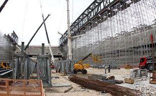 12 stades accueilleront la Coupe du monde 2014, donct celui de Curitiba.