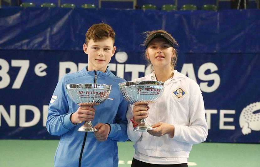 Petits As : Turquie, Europe de l'est… Les futures stars du tennis mondial ont rendez-vous à Tarbes