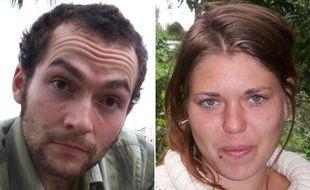 Jérémie Bellanger, 25 ans, sa compagne Fannie Blancho, 23  ans, ont disparu depuis le 28 août dans le nord-est de la Bolivie, à Guayaramerin.