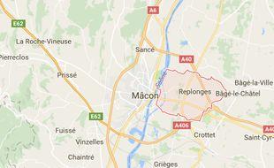 La victime avait été retrouvée inanimée à son domicile de Replonges, dans l'Ain.