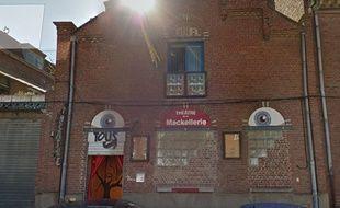 Le théâtre de la Mackellerie de Roubaix